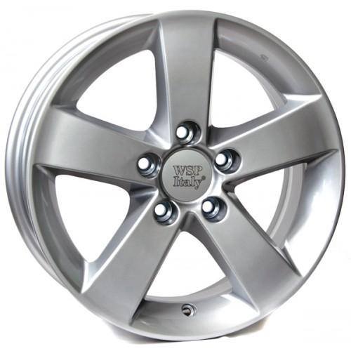 Купить диски WSP Italy Honda (W2406) Bengasi Civic R16 5x114.3 j6.5 ET45 DIA64.1 silver