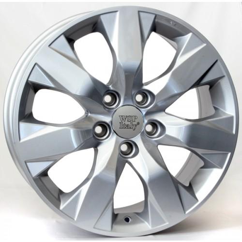 Купить диски WSP Italy Honda (W2407) Hamada R17 5x114.3 j7.5 ET45 DIA64.1 silver
