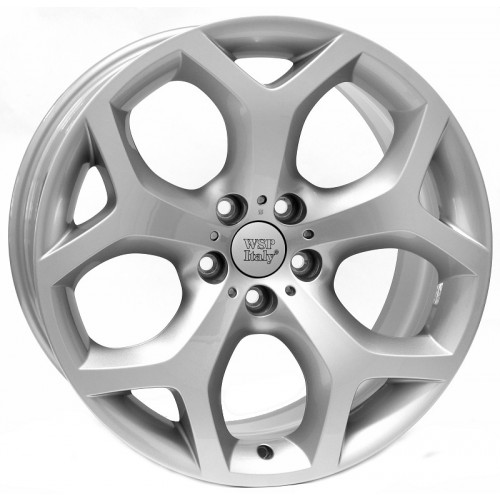 Купить диски WSP Italy BMW (W667) X5 Hotbird R20 5x120 j11.0 ET37 DIA72.6 silver