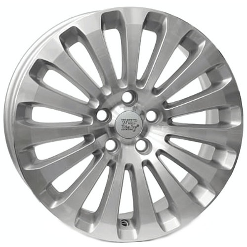 Купить диски WSP Italy Ford (W953) Isidoro R16 5x108 j6.5 ET50 DIA63.4 SILVER POLISHED
