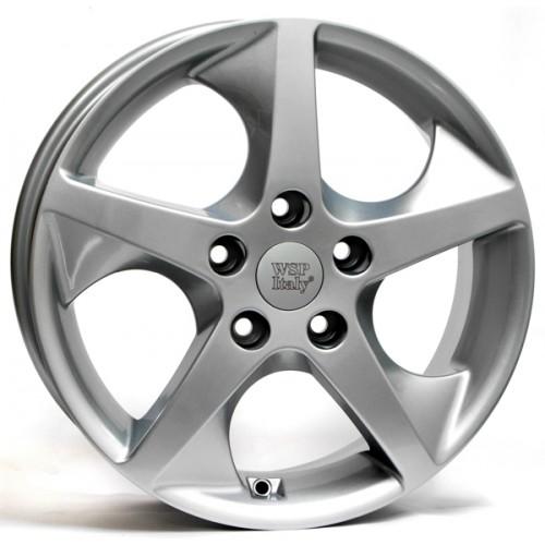 Купить диски WSP Italy Kia (W3701) Hera R16 5x114.3 j6.0 ET51 DIA67.1 silver