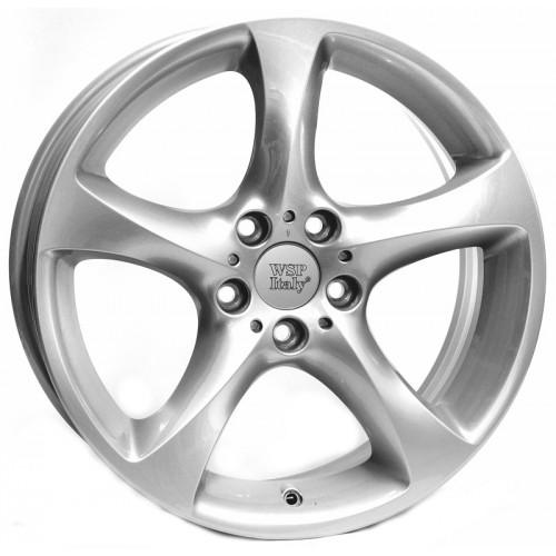Купить диски WSP Italy BMW (W662) Levada R17 5x120 j8.0 ET34 DIA72.6 silver