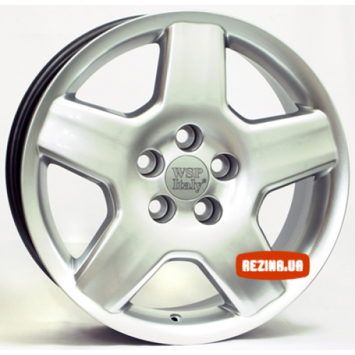 Купить диски WSP Italy Lexus (W2651) Storm R17 5x114.3 j7.5 ET35 DIA60.1 hyper silver