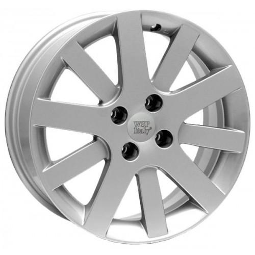 Купить диски WSP Italy Peugeot (W850) Lyon R15 4x108 j6.5 ET28 DIA65.1 silver