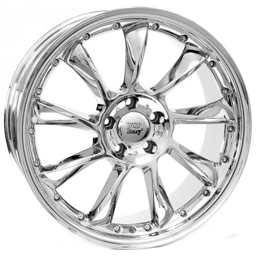 Купить диски WSP Italy Mercedes (W729) Madrid R20 5x112 j8.5 ET35 DIA66.6 Chrome