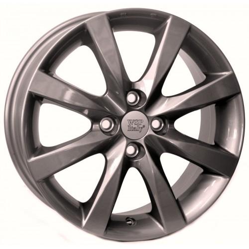 Купить диски WSP Italy Mazda (W1903) Magdeburg R16 4x100 j6.5 ET50 DIA54.1 ANTHRACITE