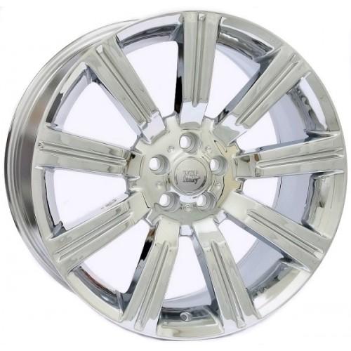 Купить диски WSP Italy Land Rover (W2321) Manchester Sport R22 5x120 j10.0 ET48 DIA72.6 Chrome