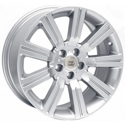 Купить диски WSP Italy Land Rover (W2321) Manchester Sport R20 5x120 j9.5 ET53 DIA72.6 silver