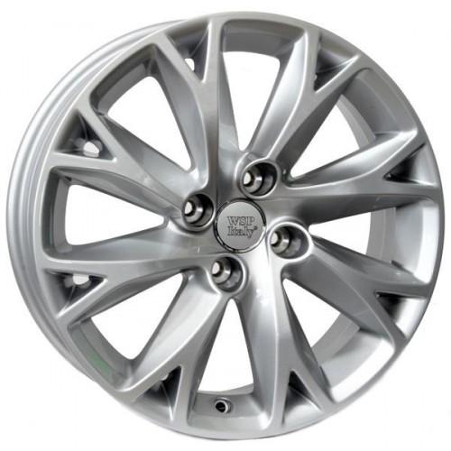 Купить диски WSP Italy Citroen (W3402) Marseille R17 4x108 j6.5 ET26 DIA65.1 silver