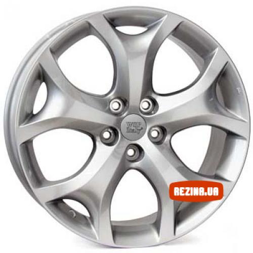 Купить диски WSP Italy Mazda (W1905) Seine R18 5x114.3 j7.5 ET50 DIA67.1 hyper silver