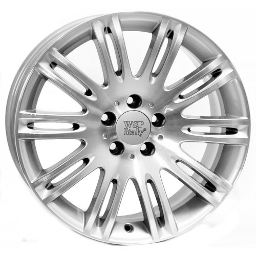 Купить диски WSP Italy Mercedes (W753) Melbourne R16 5x112 j7.5 ET35 DIA66.6 SILVER POLISHED