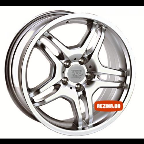 Купить диски WSP Italy Mercedes (W726) AMG E55 R18 5x112 j8.0 ET30 DIA66.6 silver