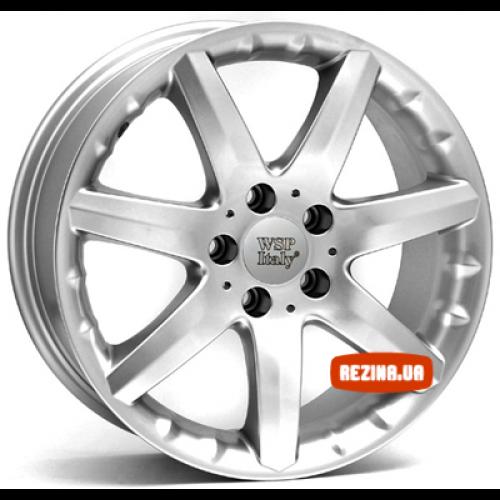 Купить диски WSP Italy Mercedes (W738) Elba R17 5x112 j7.5 ET45 DIA66.6 hyper silver
