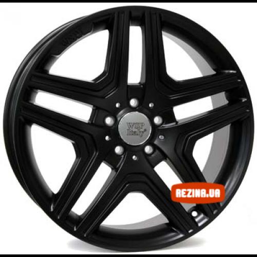 Купить диски WSP Italy Mercedes (W766) AMG Nero R19 5x112 j8.5 ET60 DIA66.6 Black