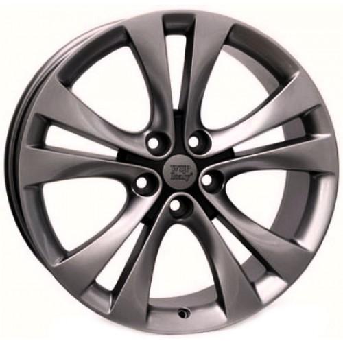 Купить диски WSP Italy Opel (W2506) Mercury R18 5x120 j8.0 ET42 DIA67.1 HYPER ANTHRACITE
