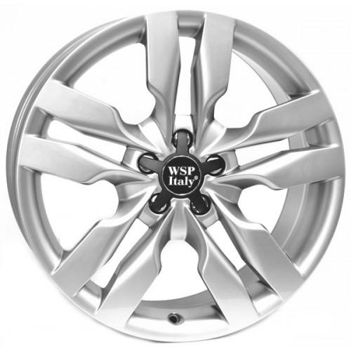 Купить диски WSP Italy Audi (W552) S6 Michele R18 5x112 j8.0 ET45 DIA57.1 silver