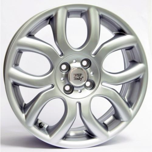 Купить диски WSP Italy Mini (W1650) Elena R15 4x98 j6.0 ET35 DIA58.1 silver