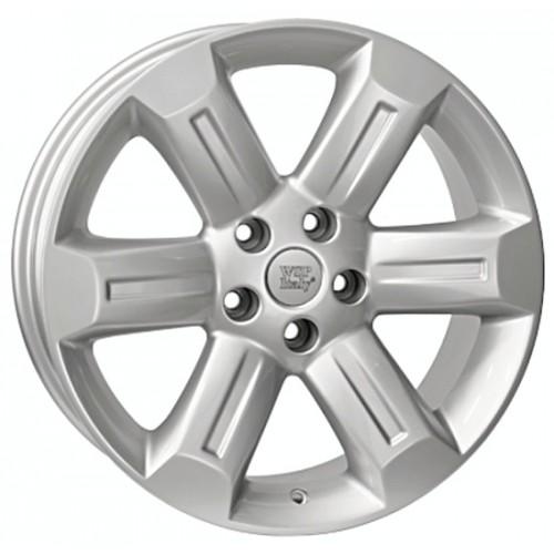 Купить диски WSP Italy Nissan (W1854) Murano R18 5x114.3 j7.5 ET35 DIA66.1 silver