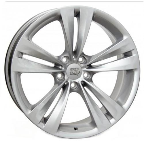 Купить диски WSP Italy BMW (W673) Neptune R20 5x120 j8.5 ET25 DIA72.6 silver