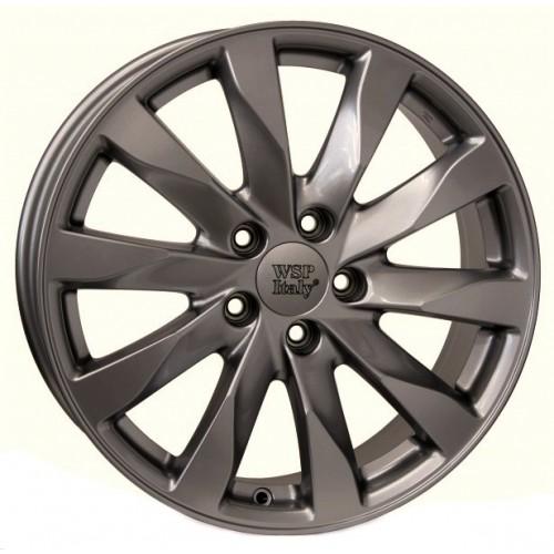 Купить диски WSP Italy Honda (W2410) Nyla CRV R17 5x114.3 j6.5 ET50 DIA64.1 HYPER ANTHRACITE