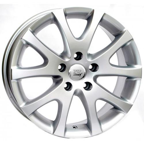Купить диски WSP Italy Volkswagen (W452) Odessa R17 5x130 j7.5 ET55 DIA71.6 silver