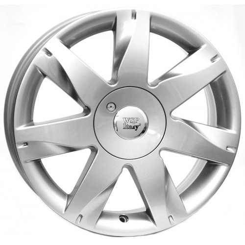 Купить диски WSP Italy Renault (W3302) Orleans R16 4x100 j6.5 ET49 DIA60.1 silver