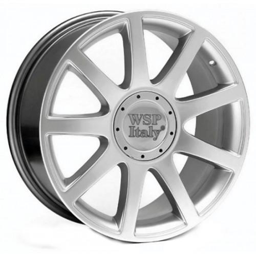 Купить диски WSP Italy Audi (W532) RS4 Paestum R16 5x100 j7.0 ET42 DIA57.1 silver