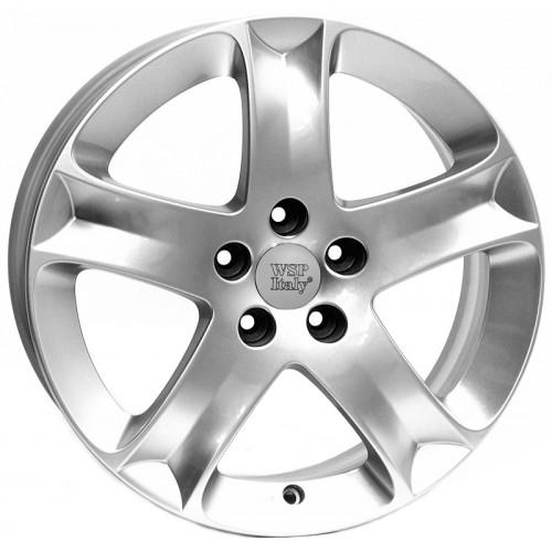 Купить диски WSP Italy Peugeot (W851) Palermo R16 4x108 j6.5 ET16 DIA65.1 silver