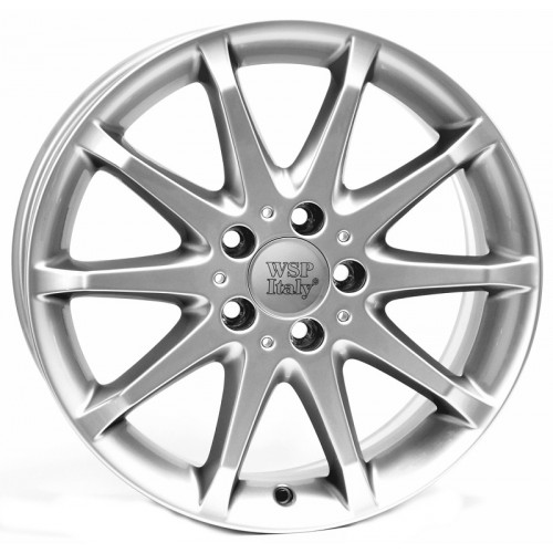 Купить диски WSP Italy Mercedes (W752) Panama R16 5x112 j6.5 ET45 DIA66.6 silver