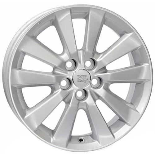 Купить диски WSP Italy Toyota (W1768) Parma R16 5x100 j6.5 ET39 DIA54.1 silver