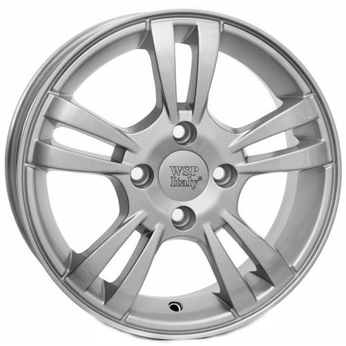Купить диски WSP Italy Chevrolet (W3604) Patra R14 4x100 j5.5 ET45 DIA56.6 silver