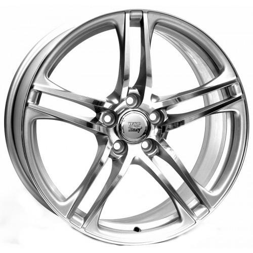 Купить диски WSP Italy Audi (W556) Paul R16 5x112 j7.0 ET35 DIA57.1 SILVER POLISHED