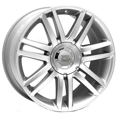 Купить диски WSP Italy Audi (W544) Pavia R18 5x100 j8.0 ET45 DIA57.1 silver
