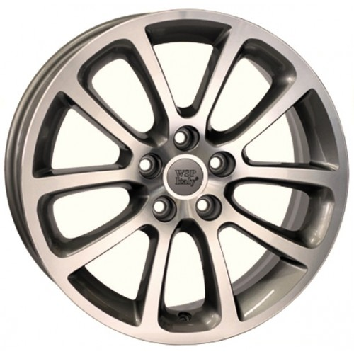 Купить диски WSP Italy Ford (W955) Perugia R18 5x114.3 j7.5 ET44 DIA67.1 ANTHRACITE POLISHED