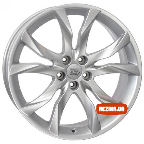 Купить диски WSP Italy Peugeot (W853) Le Mans R19 5x108 j8.5 ET27 DIA65.1 hyper silver
