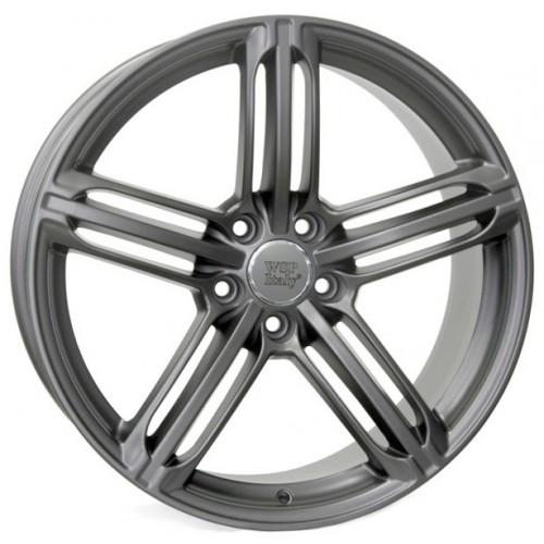 Купить диски WSP Italy Audi (W560) Pompei R17 5x112 j8.0 ET47 DIA66.6 M.GUN MET