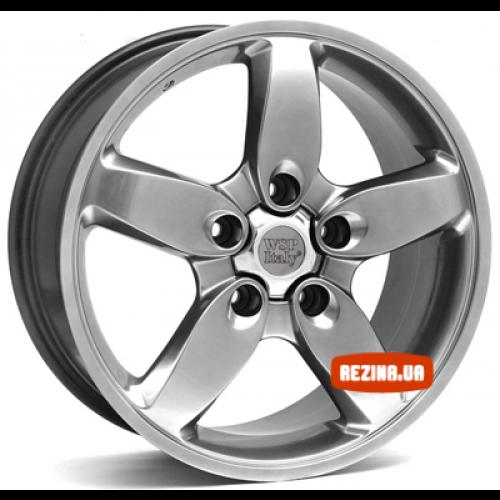 Купить диски WSP Italy Porsche (W1008) Diablo R18 5x130 j8.0 ET57 DIA71.6 silver