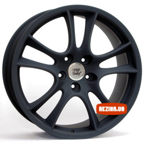 Купить диски WSP Italy Porsche (W1051) Tornado R20 5x130 j9.0 ET60 DIA71.6 Black