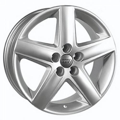 Купить диски WSP Italy Audi (W530) Positano R16 5x112 j7.0 ET42 DIA57.1 silver
