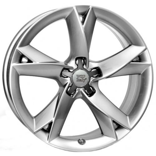 Купить диски WSP Italy Audi (W558) S5 Potenza R16 5x112 j7.5 ET35 DIA57.1 silver