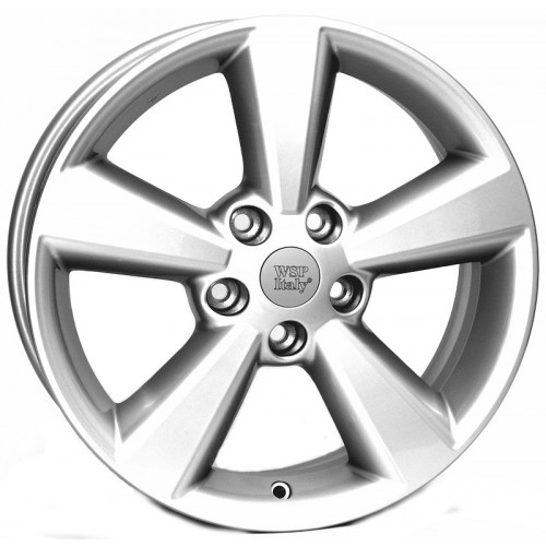 Купить диски WSP Italy Nissan (W1850) Qashqai R17 5x114.3 j6.5 ET40 DIA66.1 silver