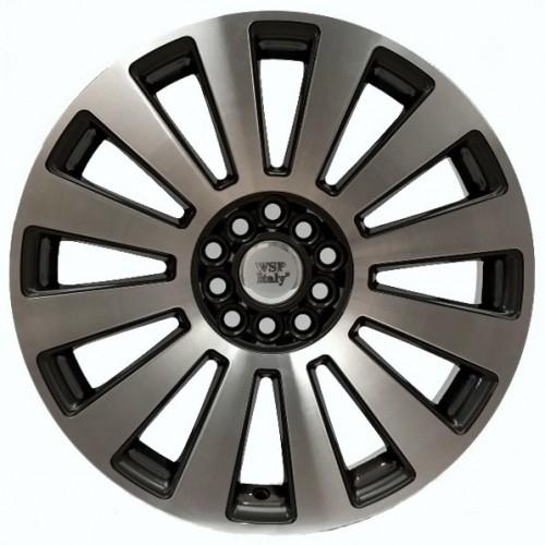 Купить диски WSP Italy Audi (W535) A8 Ramses R16 5x100 j7.0 ET35 DIA57.1 ANTHRACITE POLISHED