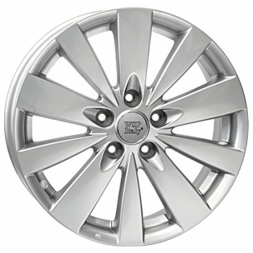 Купить диски WSP Italy Hyundai (W3904) Ravenna R17 5x114.3 j6.5 ET46 DIA67.1 silver