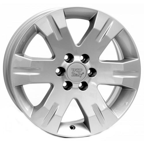 Купить диски WSP Italy Nissan (W1851) Red Sea R16 6x114.3 j7.0 ET30 DIA66.1 silver