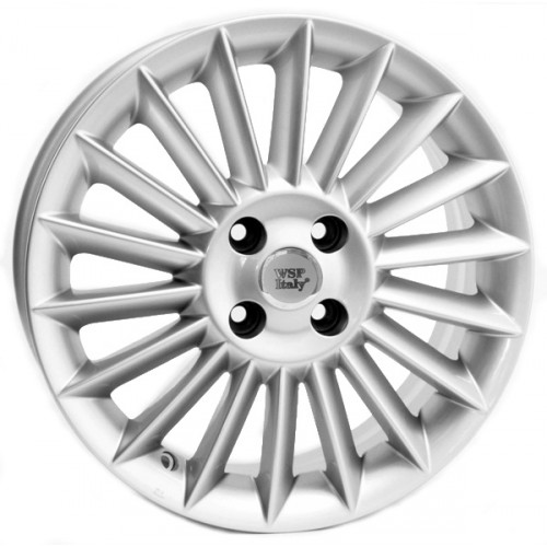 Купить диски WSP Italy Fiat (W151) Rimini R15 4x98 j6.0 ET35 DIA58.1 silver
