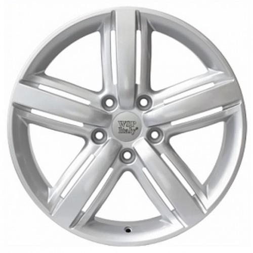 Купить диски WSP Italy Volkswagen (W466) Salt Lake R19 5x130 j8.5 ET59 DIA71.6 silver