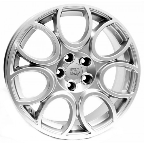 Купить диски WSP Italy Alfa Romeo (W250) Savona R16 5x110 j7.0 ET35 DIA65.1 silver