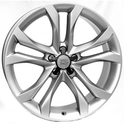 Купить диски WSP Italy Audi (W563) Seattle R17 5x112 j7.5 ET45 DIA66.6 silver