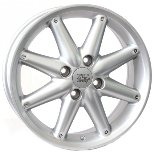 Купить диски WSP Italy Ford (W952) Siena R16 4x108 j6.5 ET52.5 DIA63.4 silver