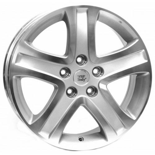 Купить диски WSP Italy Suzuki (W2850) Sirius R17 5x114.3 j6.5 ET45 DIA60.1 SILVER POLISHED